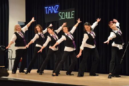 Tanzschule Göbel München – Stepptanz aus dem Film The Artist